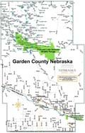 Thumbnail of Garden County Map
